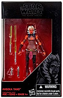 STAR WARS THE BLACK SERIES AHSOKA TANO