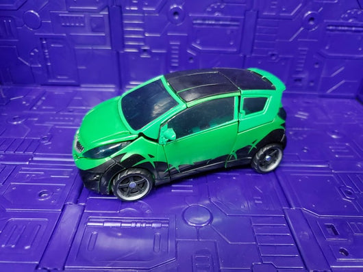 TRANSFORMERS 2010 DELUXE CLASS TUNER SKIDS
