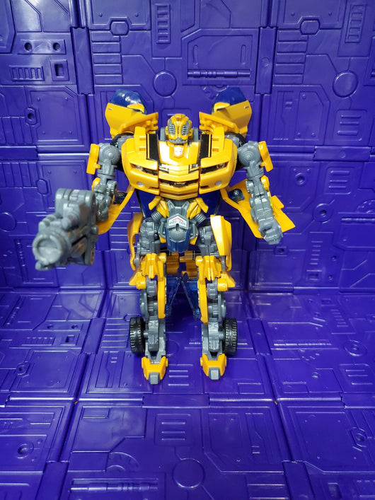 TRANSFORMERS THE MOVIE DELUXE CLASS PREMIUM BUMBLEBEE