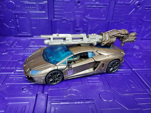 TRANSFORMERS AGE OF EXTINCTION DELUXE CLASS LOCKDOWN