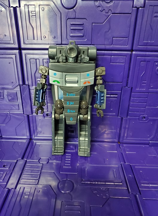 Transformers Movie Real Gear Robots Speed Dial 800