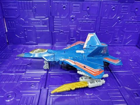 TRANSFORMERS DARK OF THE MOON DELUXE CLASS THUNDERCRACKER