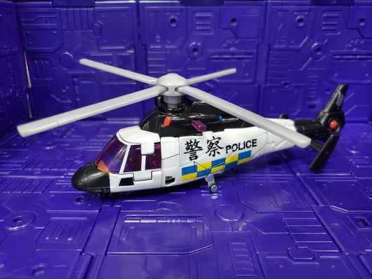 TRANSFORMERS 2010 DELUXE CLASS TAILWHIP