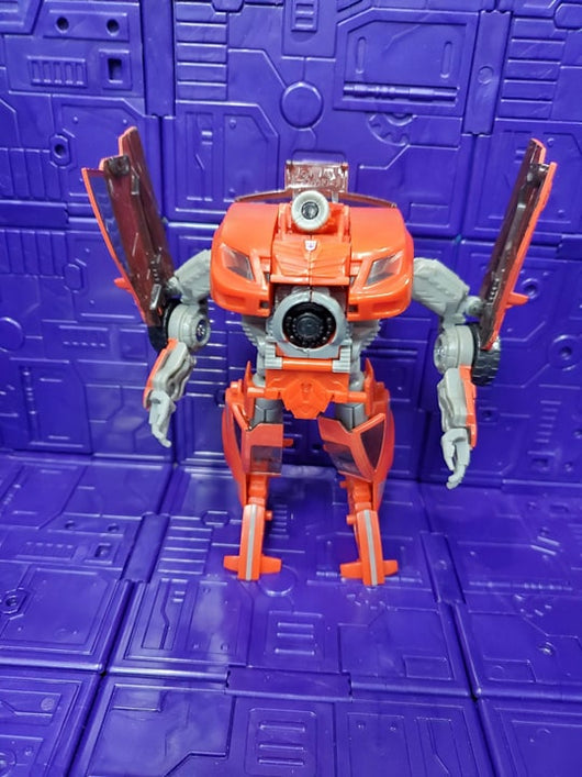 Transformers Movie Deluxe class Swindle