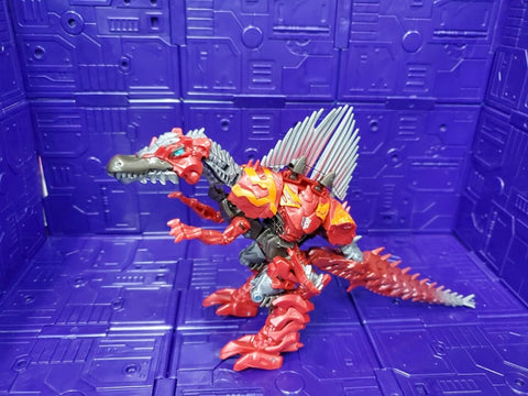 TRANSFORMERS AGE OF EXTINCTION DELUXE CLASS SCORN