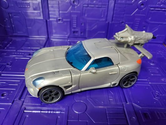 TRANSFORMERS THE MOVIE DELUXE CLASS ALLSPARK POWER JAZZ