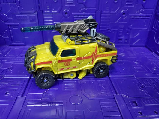TRANSFORMERS REVENGE OF THE FALLEN DELUXE CLASS RATCHET