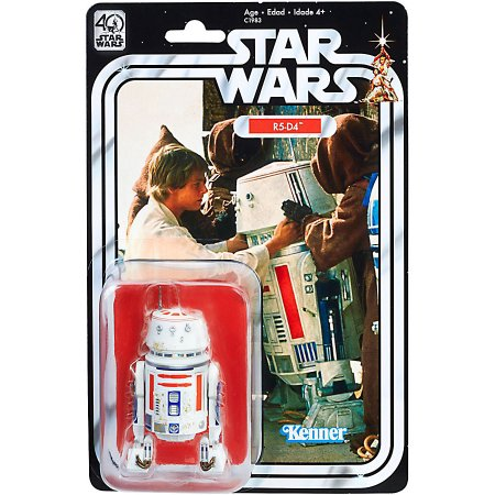 STAR WARS 40th ANNIVERSARY R5-D4  GAME STOP EXCLUSIVE