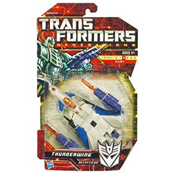 TRANSFORMERS GENERATIONS DELUXE CLASS THUNDERWING