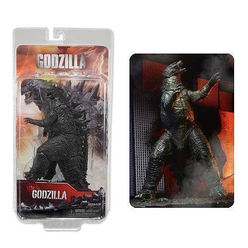 GODZILLA 2014 MOVIE MODERN SERIES 1
