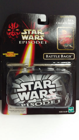 STAR WARS BATTLE BAGS SEA CREATURES