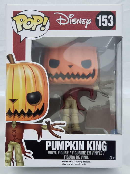 FUNKO POP PUMPKIN KING #153