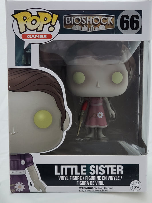 FUNKO POP LITTLE SISTER #66