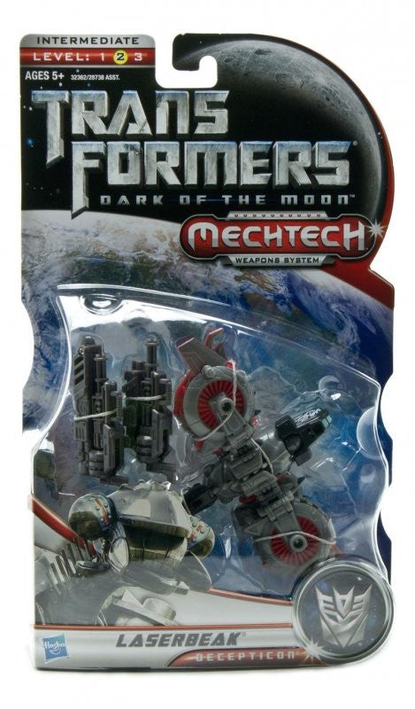 TRANSFORMERS DARK OF THE MOON LAZERBEAK