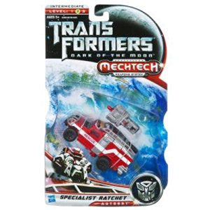 TRANSFORMERS DARK OF THE MOON SPECIALIST RATCHET