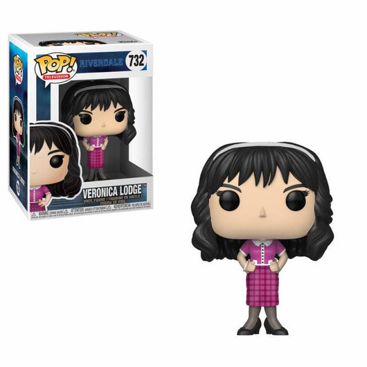 FUNKO POP RIVERDALE DREAM SEQUENCE VERONICA VINYL FIGURE #732