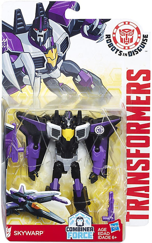 TRANSFORMERS ROBOTS IN DISGUISE SKYWARP