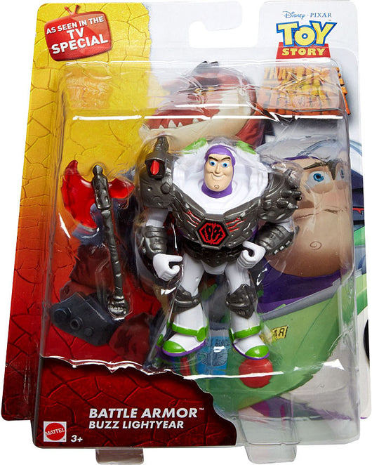 TOY STORY BATTLE ARMOR BUZZ LIGHTYEAR