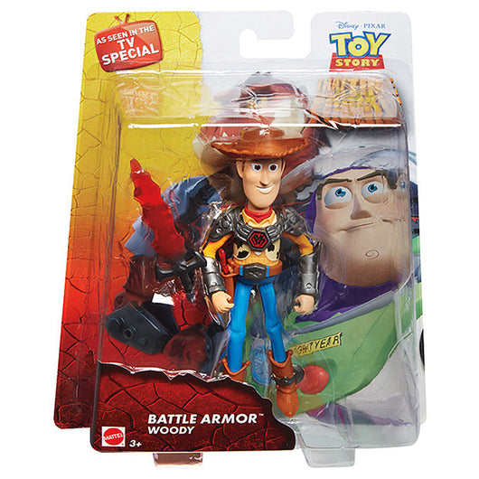 TOY STORY BATTLE ARMOR WOODY
