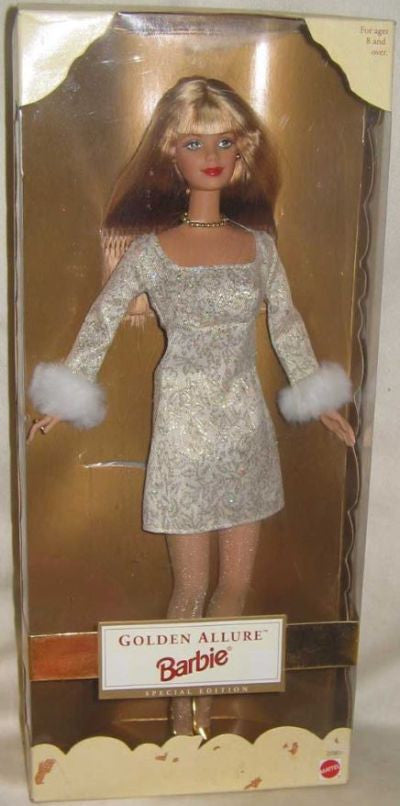 Golden Allure Barbie