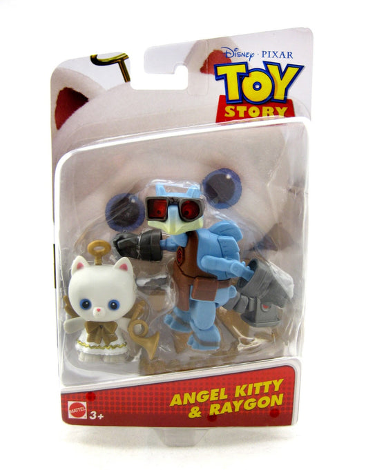 TOY STORY ANGEL KITTY & RAYGON