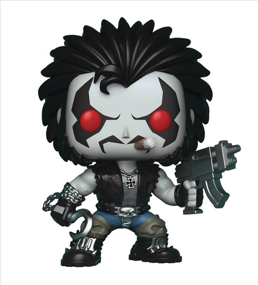 FUNKO POP DC COMICS BLOODY LOBO POP
