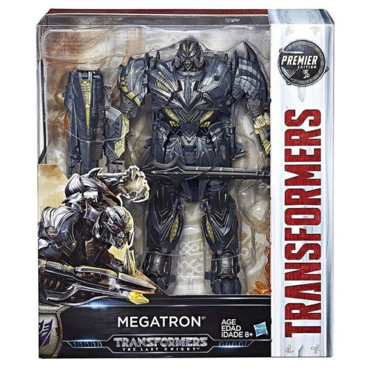 TRANSFORMERS THE LAST KNIGHT PREMIER LEADER MEGATRON