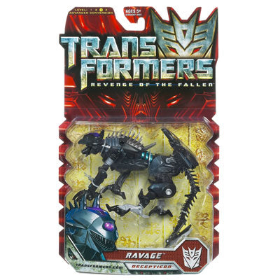 TRANSFORMERS REVENGE OF THE FALLEN RAVAGE