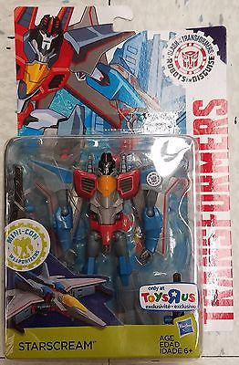 TRANSFORMERS ROBOTS IN DISGUISE STARSCREAM