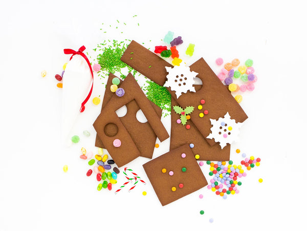 DIY Gingerbread Kit