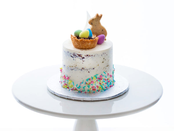 Mini Easter Surprise Cake