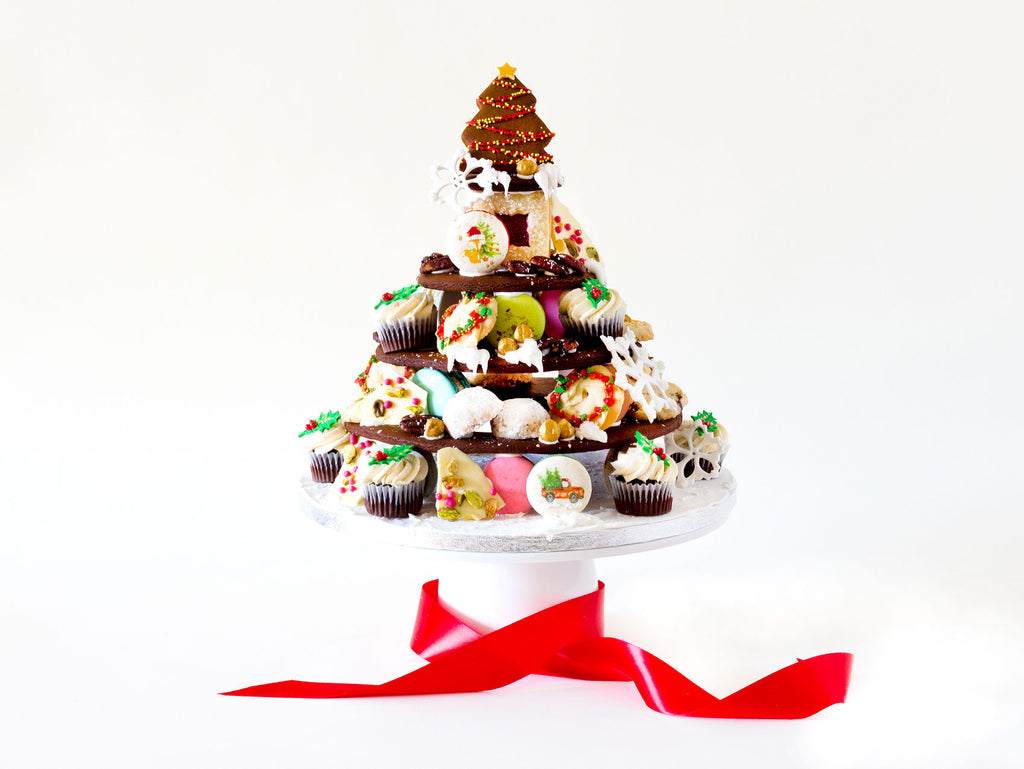 Gingerbread Holiday Tree
