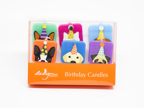 Dog Candles - 6 Pack