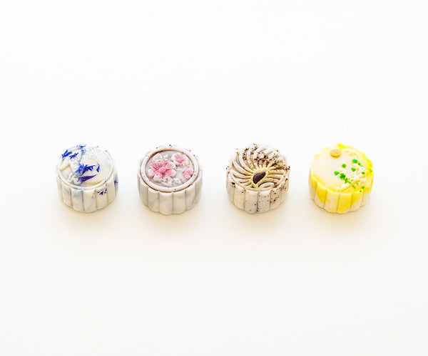 Mini Snow Mooncake Gift Box