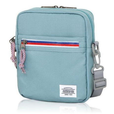 American Tourister Kris Vertical bag  (Blue)