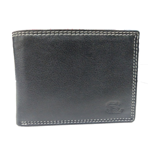 Stamp Leather Wallet LW 1016