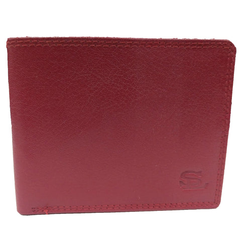 Stamp Leather Wallet LW 1002