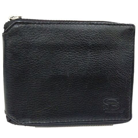 Stamp Leather Wallet LW 1033