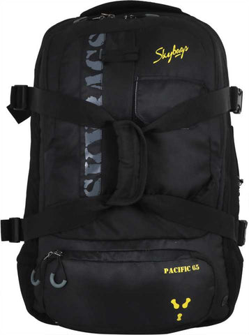 Skybags Pacific Holdall (Black)