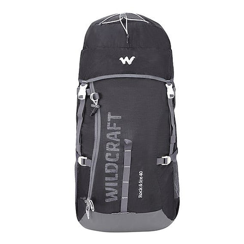 Wildcraft Rock and Ice 40 (Black)