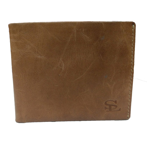 Stamp Leather Wallet LW 1015