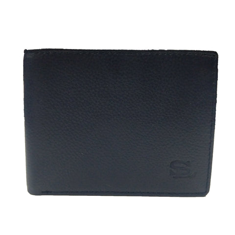 Stamp Leather Wallet LW 1013