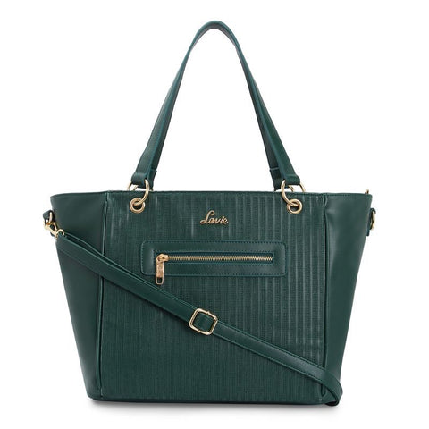 Lavie Jacopo Lg Hz Tote Bag (Green)