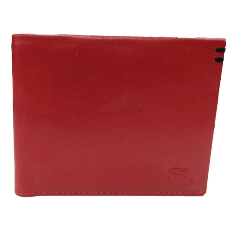 Stamp Leather Wallet LW 1040