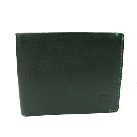 Stamp Leather Wallet LW 1005