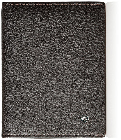 Samsonite Suave Card Holder (Dark Brown)
