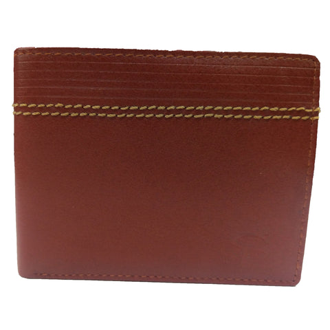 Stamp Leather Wallet LW 1082