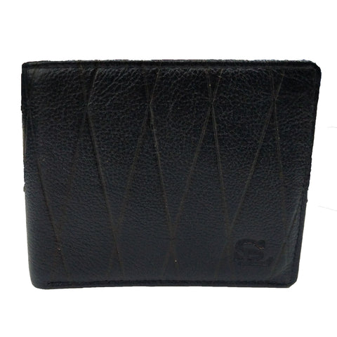 Stamp Leather Wallet LW 1021
