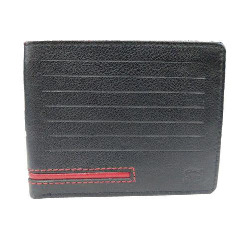 Stamp Leather Wallet LW 1019