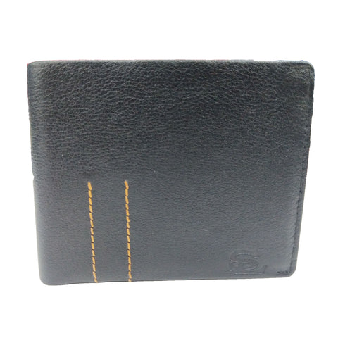 Stamp Leather Wallet LW 1024
